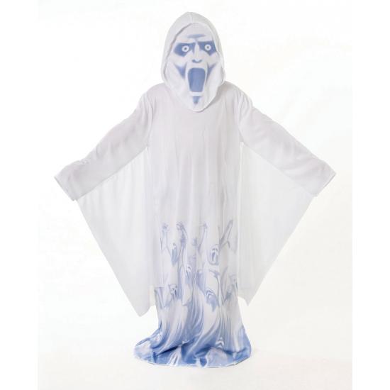 Halloween Verkleedkleding Kind.Halloween Kinder Verkleedkleding Geest Bij Kostuum Voordeel
